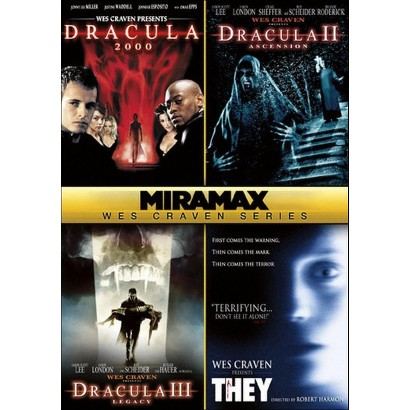 Miramax Wes Craven Series (Widescreen)