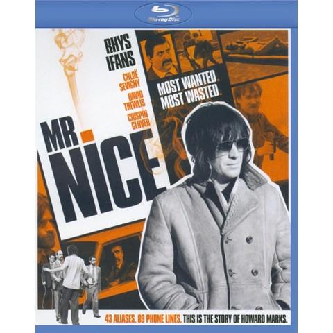 Mr. Nice (Blu-ray) (Widescreen)