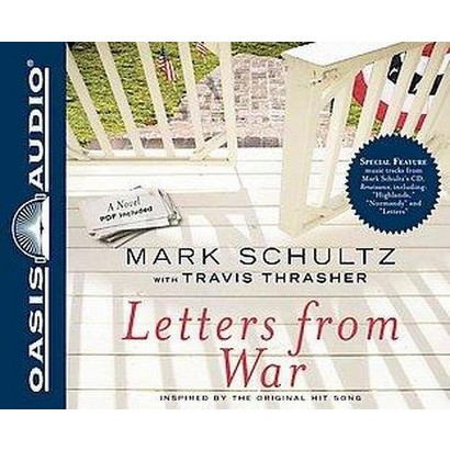 Letters from War (Unabridged) (Compact Disc)