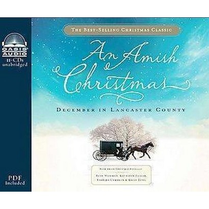 An Amish Christmas (Unabridged) (Compact Disc)