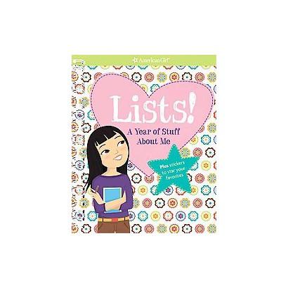 Lists! (Spiral)