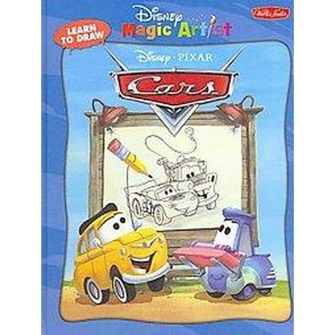Learn to Draw Disney / Pixar Cars (Hardcover)