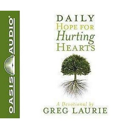 Daily Hope for Hurting Hearts (Unabridged) (Compact Disc)
