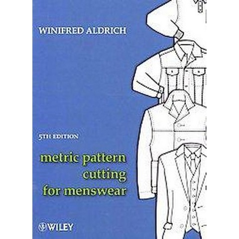 Metric Pattern Cutting for Menswear (Hardcover)
