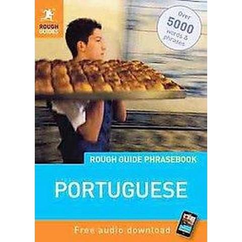 Rough Guide Phrasebook Portuguese (Bilingual) (Paperback)