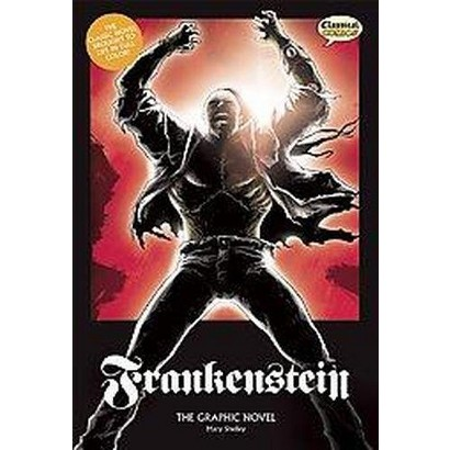 Frankenstein (Reprint) (Hardcover)