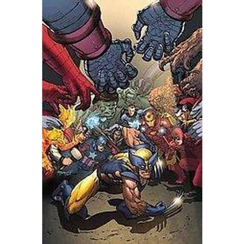 Marvel Universe vs Wolverine (1-4) (Hardcover)