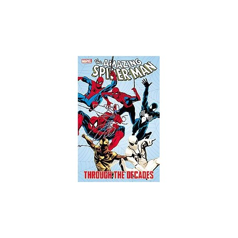 Spider-man Through the Decades (Paperback)
