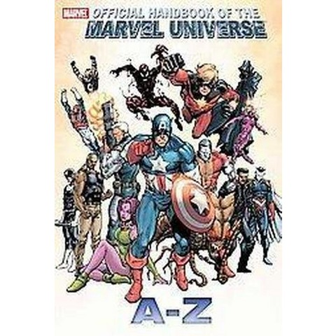 Official Handbook to the Marvel Universe A to Z 2 (Paperback)
