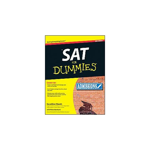 SAT for Dummies (Paperback)