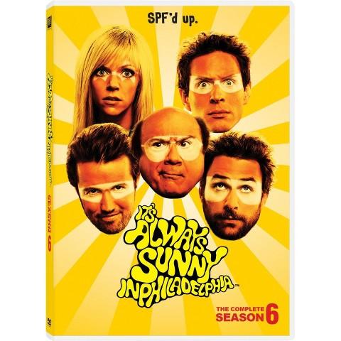 Always Sunny in Philadelphia Season 6