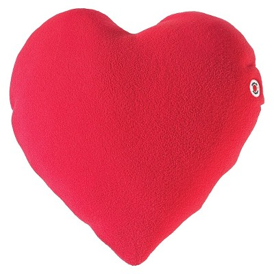 Conair Heated Heart Pillow - Red