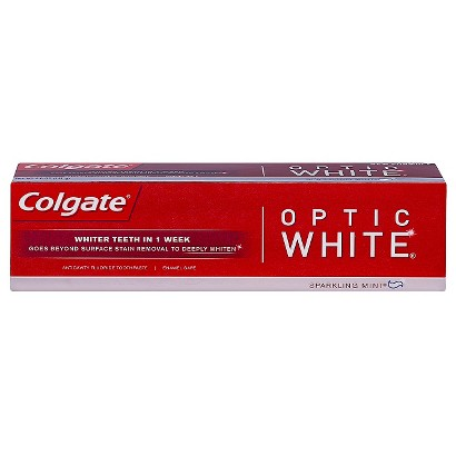 Colgate Optic White Sparkling Mint Toothpaste 5oz