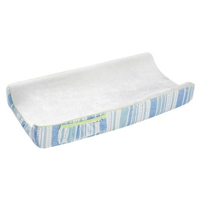 Munchkin Fashion Diaper Changer Cover - Blue