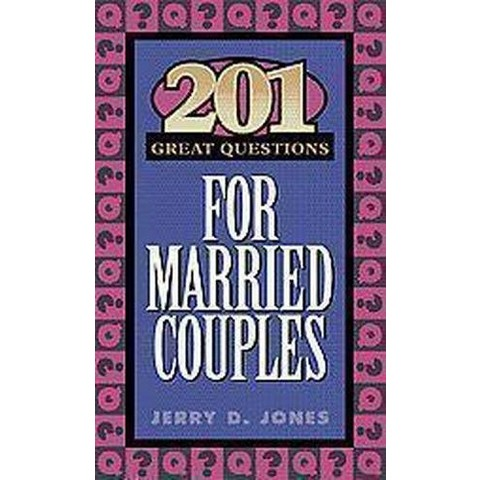 201 Great Questions for Married Couples (Paperback)