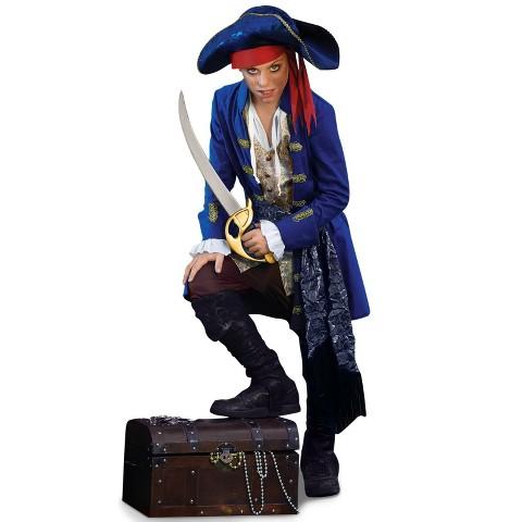 Boy's Pirate Boy Costume