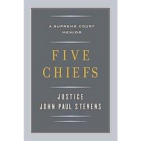 Five Chiefs (Unabridged) (Compact Disc)