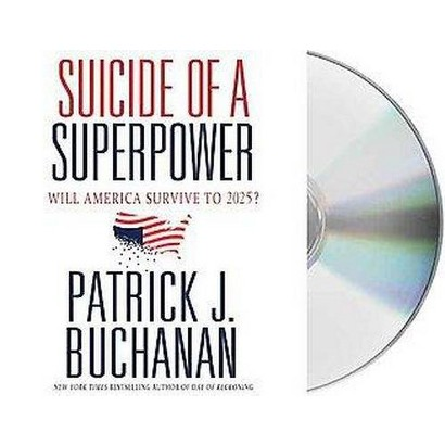 Suicide of a Superpower (Abridged) (Compact Disc)