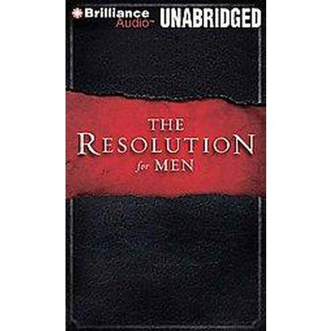 The Resolution for Men (Unabridged) (Compact Disc)