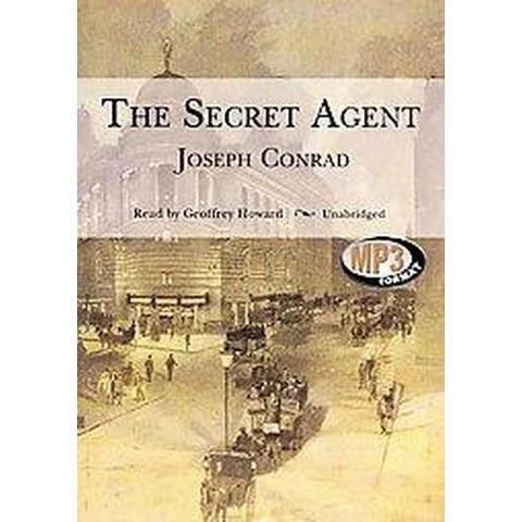 The Secret Agent (Unabridged) (Compact Disc)