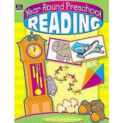 Year Round Preschool Reading (Paperback)