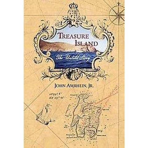 Treasure Island (Unabridged) (Hardcover)