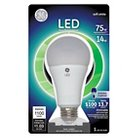 GE LED 75-Watt PAR38 Light Bulb- Soft White