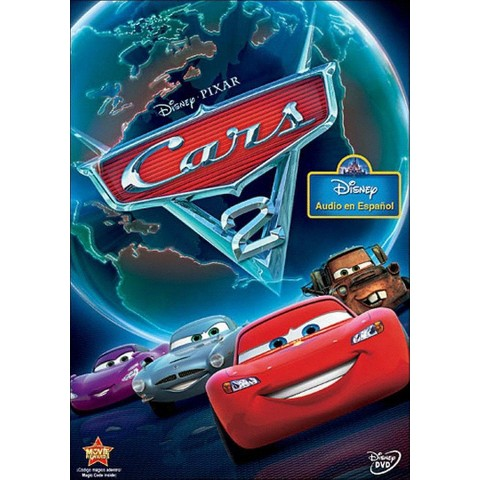 Cars 2 (Spanish) (Widescreen)