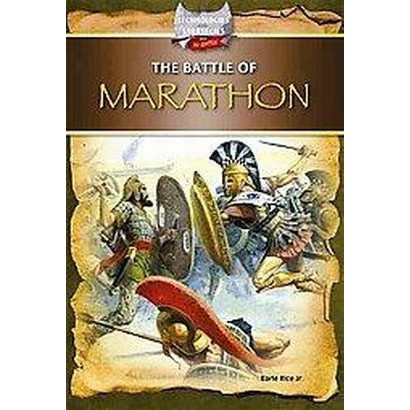 The Battle of Marathon (Hardcover)