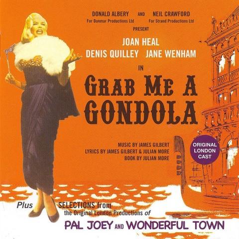 Grab Me a Gondola (Original London Cast)