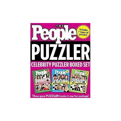 The People Celebrity Puzzler (Paperback)