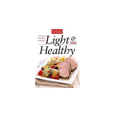 Light & Healthy 2012 (Hardcover)