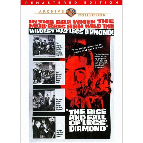 The Rise and Fall of Legs Diamond (R) (Widescreen)