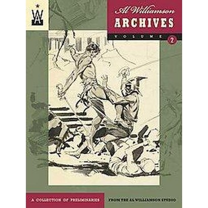 Al Williamson Archives (Paperback)