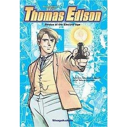 Thomas Edison (Paperback)