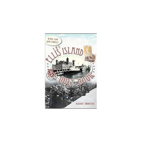 The Ellis Island Quiz Book (Paperback)