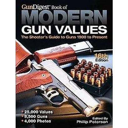 Gun Digest Book of Modern Gun Values (Paperback)