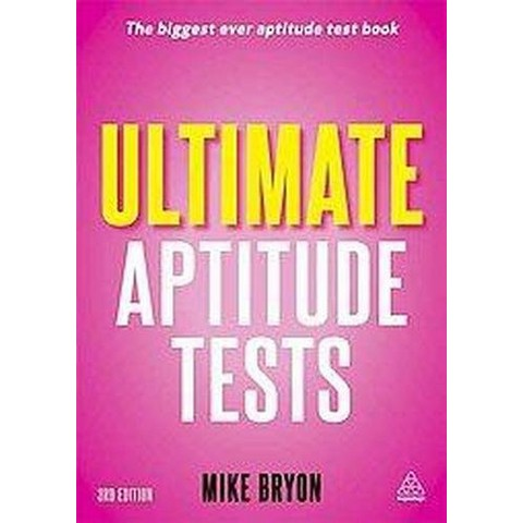 Ultimate Aptitude Tests (Original) (Paperback)