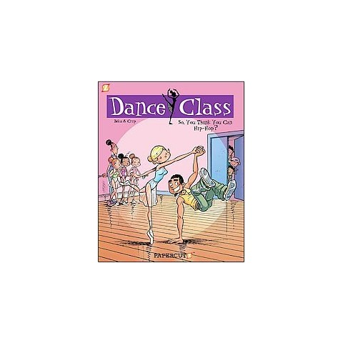 Dance Class Graphic Novel 1 (Hardcover)