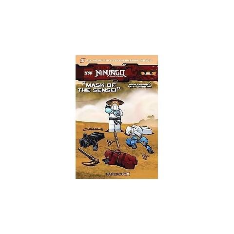 Lego Ninjago Masters of Spinjitzu 2 (Paperback)