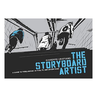 The Storyboard Artist (Paperback)