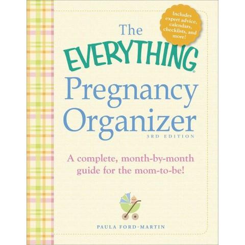 The Everything Pregnancy Organizer (Paperback)
