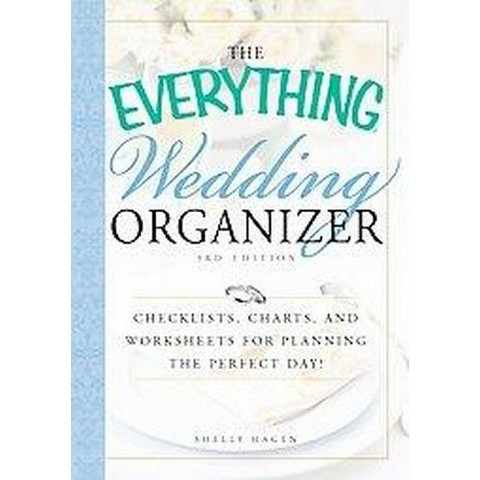 The Everything Wedding Organizer (Paperback)