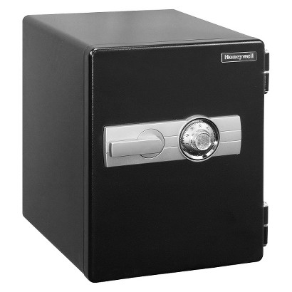 Honeywell Steel Fire Proof Safe - Black (2201)