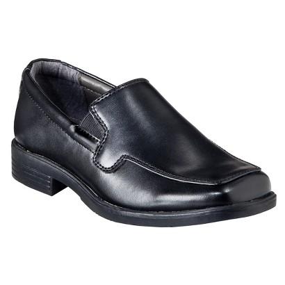 Boy's Cherokee® Pepper Uniform Dress Shoes - Black