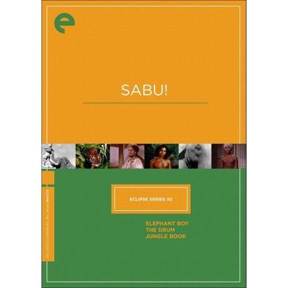 Sabu! (Criterion Collection) (3 Discs)