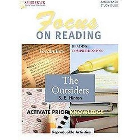 Focus on Reading The Outsiders (Paperback)