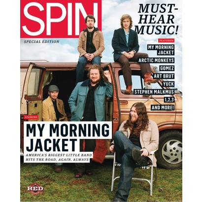 SPIN MUST HEAR MUSIC EDITION VOL. II (MY MORNING JACKET)