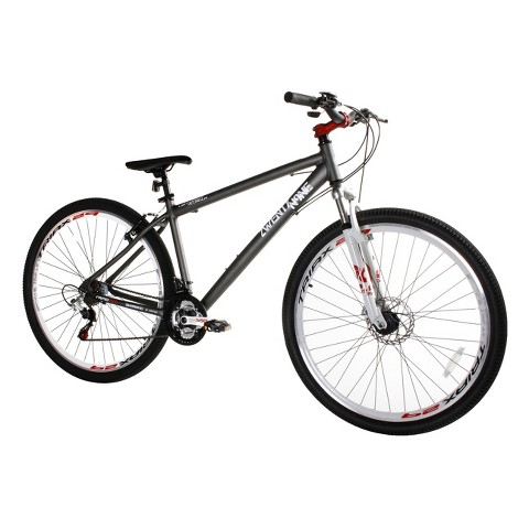 "29"" Triax Mens Mountain Bike - Gray"