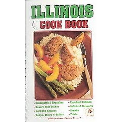 Illinois Cook Book (Spiral)